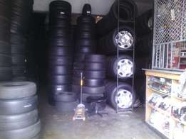 Call for any size of your car rims& tyres on special