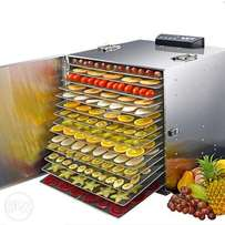 15 Tray Stainless Steel Food Dehydrator