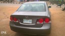 Honda Civic 2008model bought as New