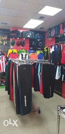 Well established Showroom for Sports and Gym items for sale
