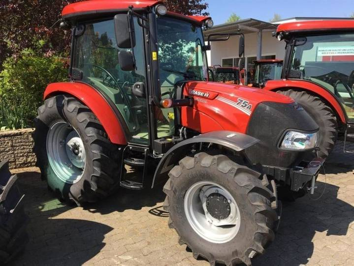 Case IH farmall 75a ps ac - 2019