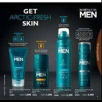 Aftershave, Roll-on, Deo spray, Face Cream for men