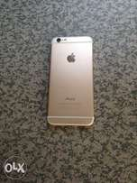 iPhone 6 16GB gold locked