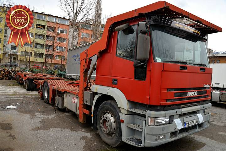 Iveco Eurotech 420 + Rolfo - 1998