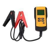 Car and inverter digital battery tester and analyzer