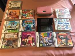 2 Nintendo ds with games