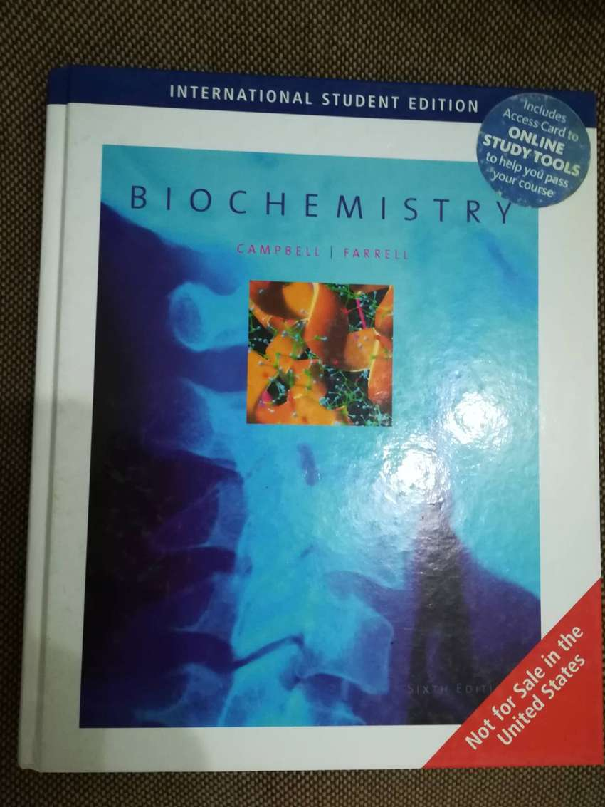 biochemistry campbell and farrell 6th edition pdf