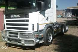 Scania R164G.(480Hp). in good running condition.