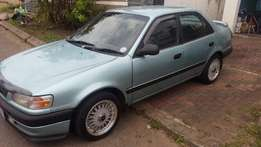 Corolla in a very good condition for sale