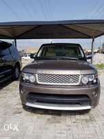 Very Neat Registered 2008 Upgraded to 2012 Range Rover Sport