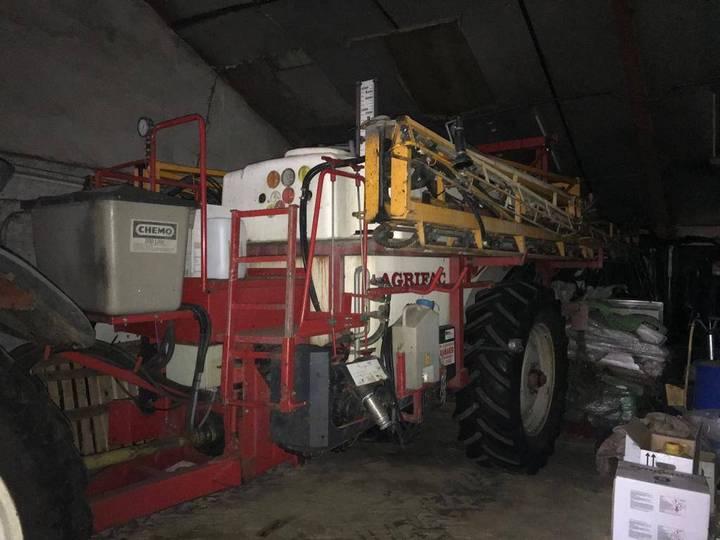 Agrifac Gn 4233 Veldspuit - 2001