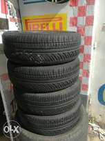 Used Linglong tyre 195/65/15 clean (4)pcs