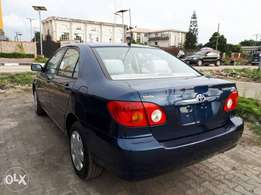 Toks 2003 Corolla LE for giveaway