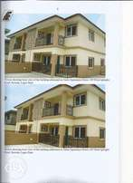 5 no of 3 bedroom Duplexes to let, valleyview estate,ikorodu.
