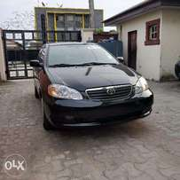 2005 Toyota Corolla LE For Sale (tokunbo, Lagos Port Cleared)