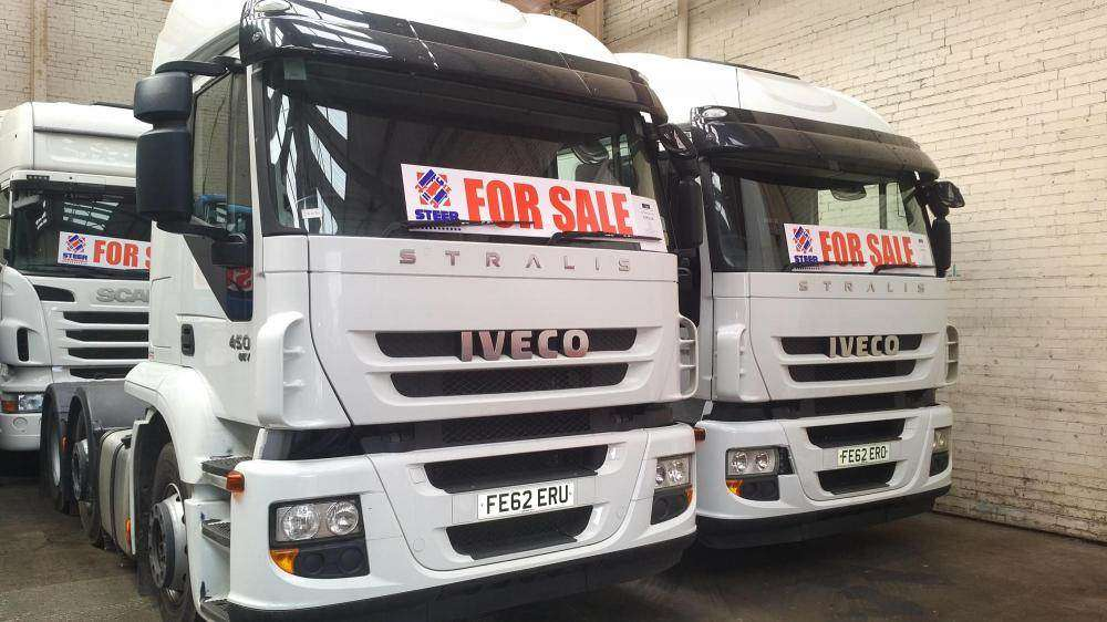 Iveco Stralis Active Time - 2012