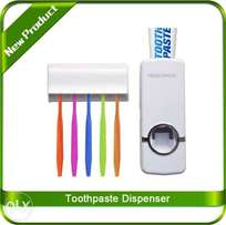 Automatic Plastic Toothpaste Dispenser