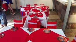 JUMPING Castles, tables ,chairs for hire