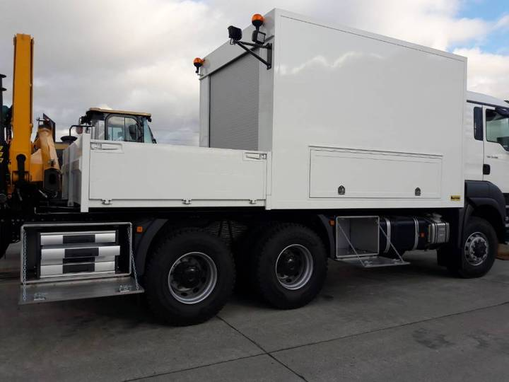 MAN 33.400 6x6 Servicetruck - 2017 - image 3