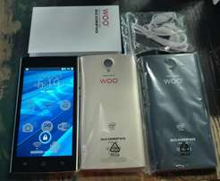 Woo Scorpio brand new cell phone seal in box