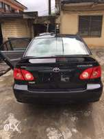 Direct toks toyota corolla2007 model for serious buyer only