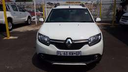 2015 White Renault Stepway 0.9 Turbo for sale