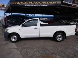 Autostyling Car Sales-East London-2012 Hilux 2.5d Lwb-R149995,10 Avail