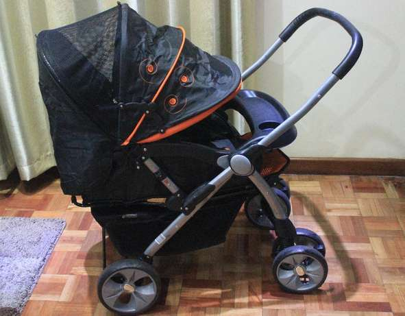 Baby Stroller Pram 0 to 5 years Lavington - image 6