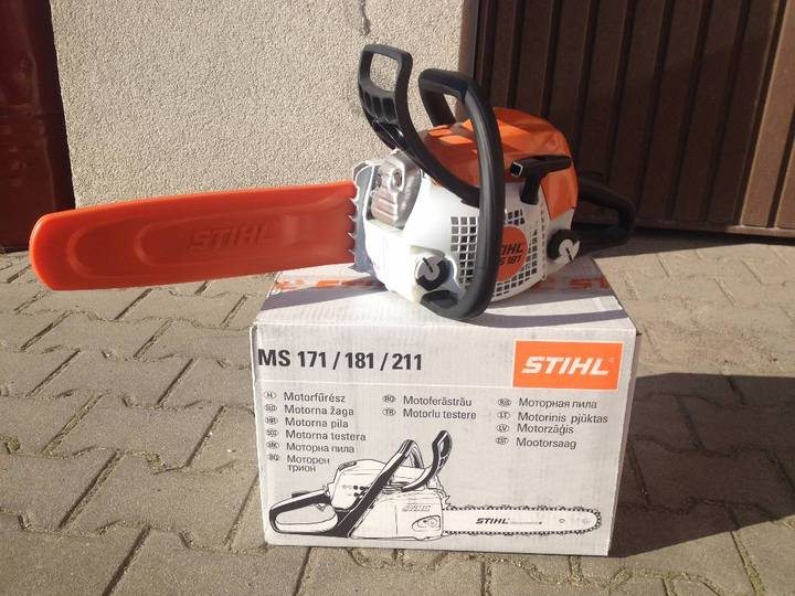 Stihl Ms 181, New, Original! - 2018