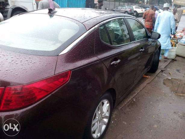 Registered Kia Optima 2013. For Sale at affordable Price Ikeja - image 6