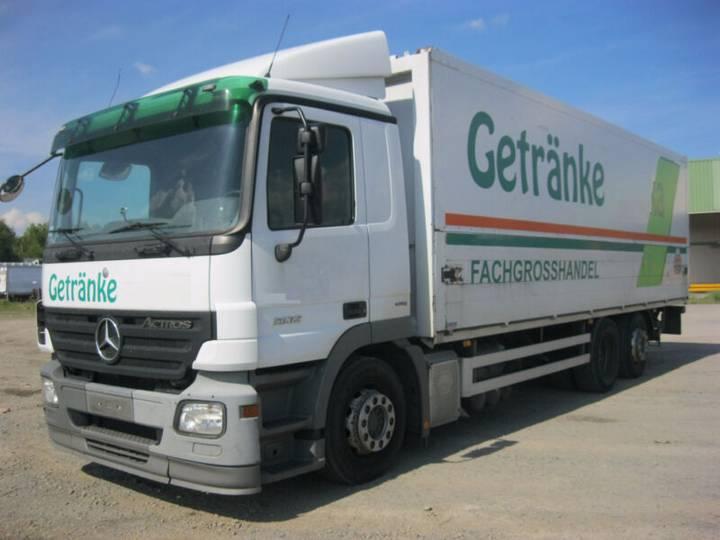Mercedes-Benz Actros 2544 - 2008