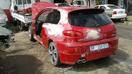 Alfa 147 selespeed stripping for spares