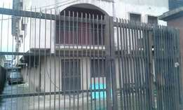 Nice 6 flats with bedroom for sale at Ajao Estate lagos nigeria
