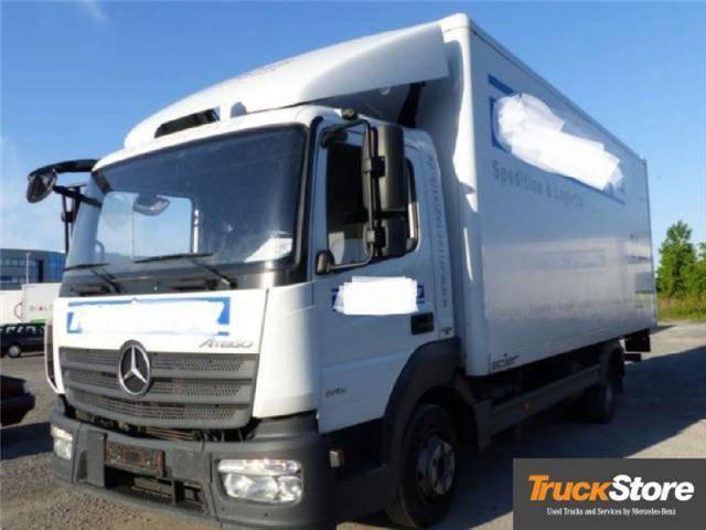 Mercedes-Benz Atego Neu Verteiler 816 L - 2015