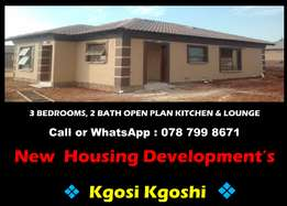 Full Tiltle Brand New Housing Development's