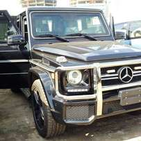 Mercedes Benz G63 2014 Bullet Proof