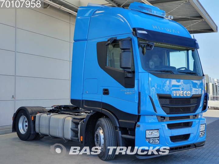 Iveco AS400S48 4X2 Intarder Standklima Euro 6 - 2015 - image 3