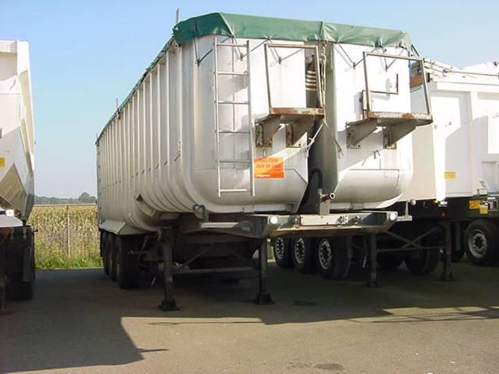 Crane Fruehauf 04 Da / Aluminium - 1988