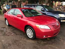 Lagos Cleared Tokunbo Accident Free Toyota Camry