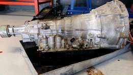 Lexus IS250 Automatic Gearbox