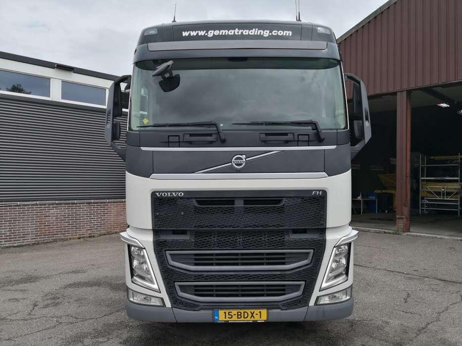 Volvo FH460 4x2 Globetrotter Euro6 - VEB+ - 2 tanks - Fridge - ... - 2014 - image 15