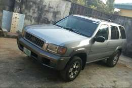 Clean registered Nissan pathfinder for sale or swap wit nice car