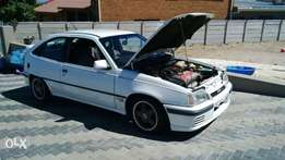 1991 opel kadett Superboss for sale 16v.s