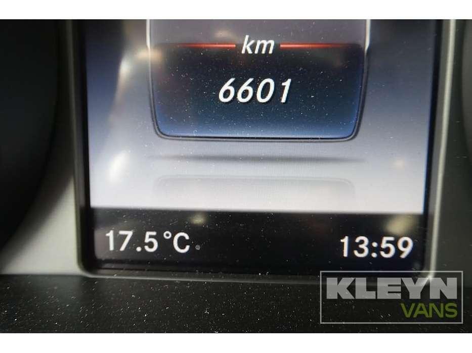 Mercedes-Benz V-KLASSE 220 CDI lang led 8-persoons - 2018 - image 18