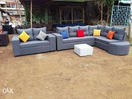 OffeR!Free Delivery*#L 8seaters sofas modern style trend majlis,