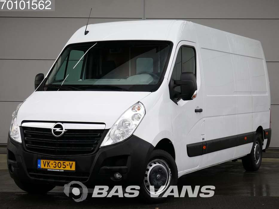 Opel Movano 2.3 CDTI Koerier inrichting Navi Camera L3H2 12m3 ... - 2014