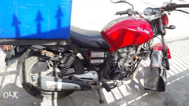 4 Units Qlink Motorcycle For Sale Lagos Mainland - image 1