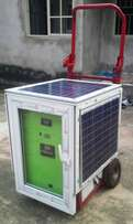 Introducing the NEW Solar Generator: 1kva, 3.5kva,7kva