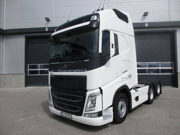 Volvo Fh540 6x2 - Forberedt For Adr Exiii & Fl - 2017