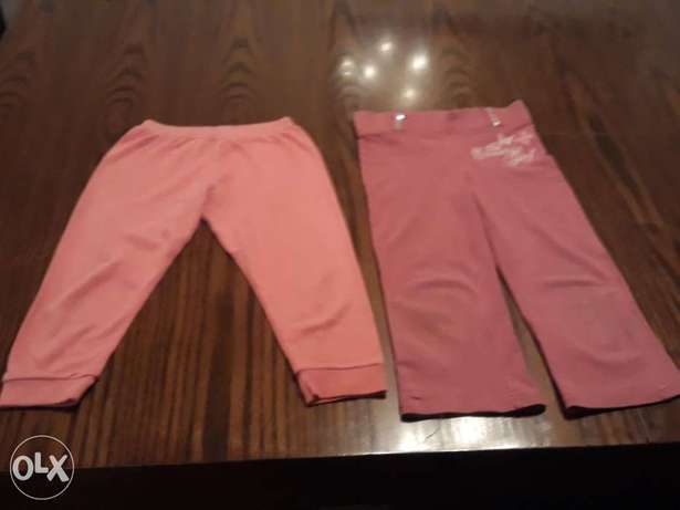 Girl's sweatpants size 2-3 years
